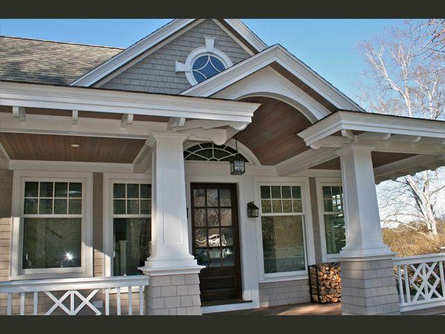 New England Shingle Style Architecture New England