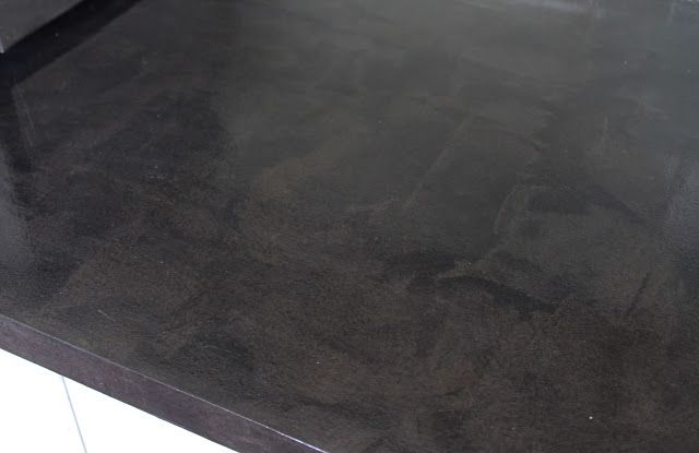 Ardex Feather Finish With Stain Concrete Countertops