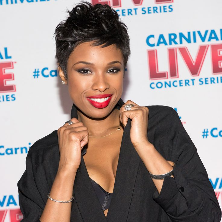 What Jennifer Hudson s Pixie Meant For Her Wardrobe