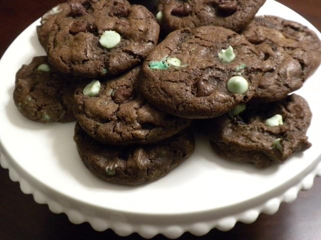 Chocolate Mint Oreo Cookies | Recipe