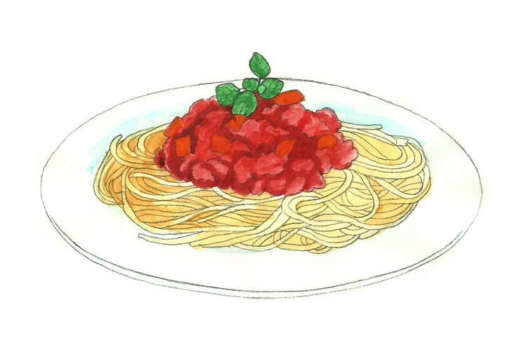How to Draw Spaghetti