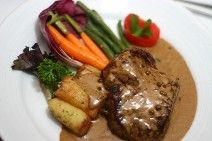 Fillet Mignon with Peppercorn sauce | Recipes | Pinterest