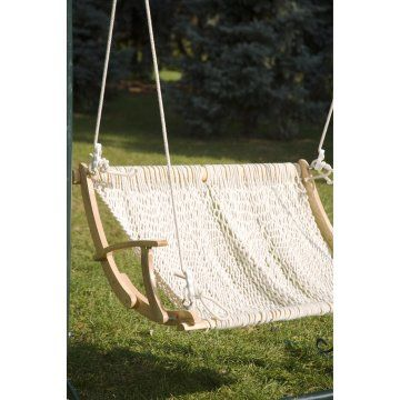 Will you use this ideas download homemade hammock chair for Rope swing plans