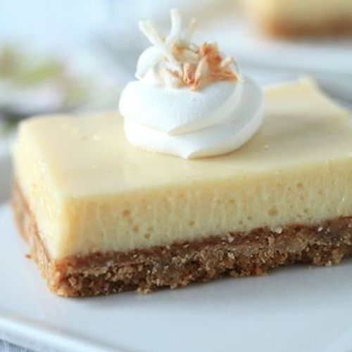 Key Lime Pie Bars | Recipes and things I like | Pinterest