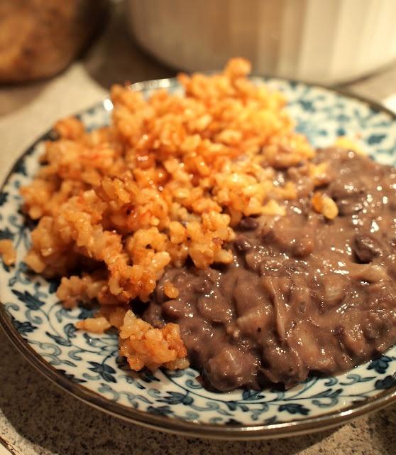 Refried Black Beans | THANKS PINTEREST I DID IT! | Pinterest
