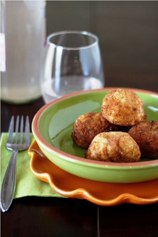 fried rice balls | mmm food | Pinterest