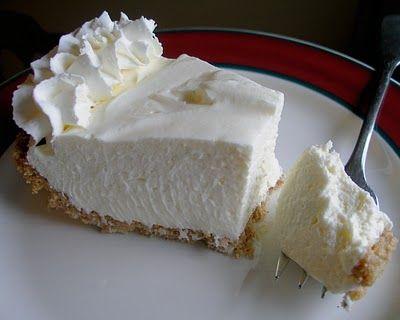 Key lime cheesecake pie. Oh my sweet sugar free savior. Cravings be ...