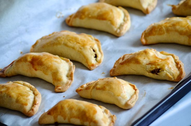 Argentinean Beef Empanada Hand Pies | lethal recipes to try | Pintere ...