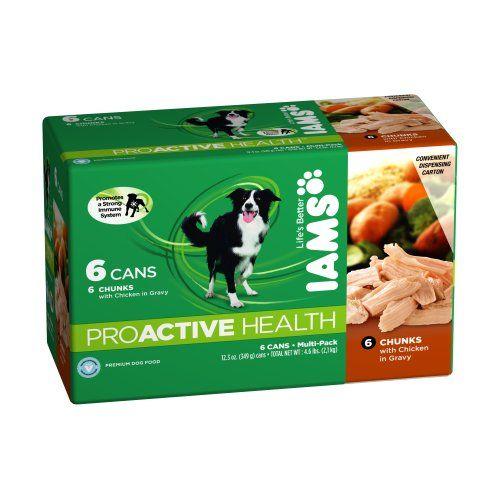 Iams Adult Chunks Dog Food