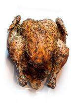 roast chicken with herbes de provence | Recipes to try | Pinterest