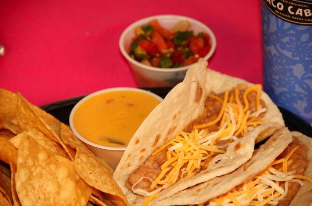 Bean and cheese tacos | Recipes | Pinterest