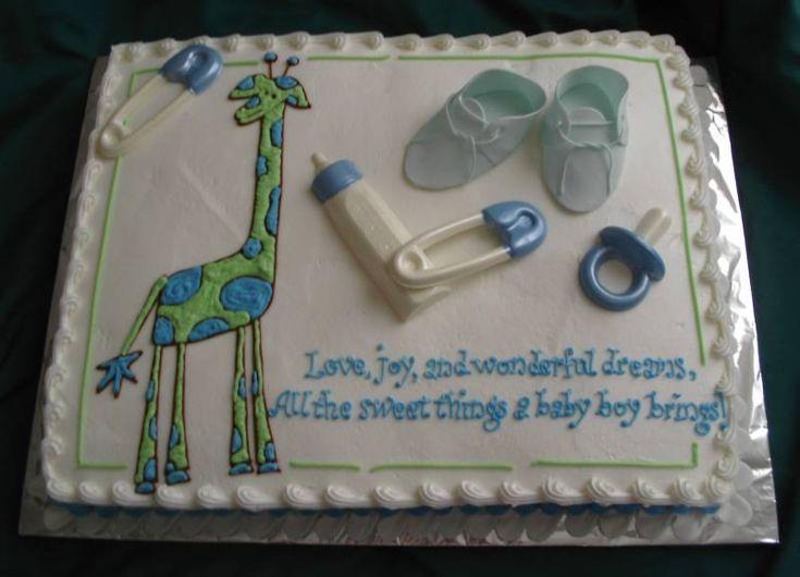 baby shower sheet cake ideas baby shower cakes