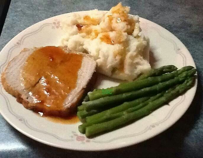 Maple Baked Pork Loin Roast | Pork | Pinterest