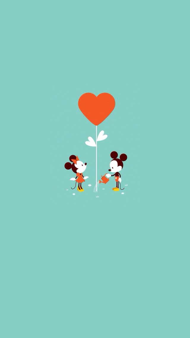 Minnie mickey mouse wallpaper mickey and minnie mouse pinterest - Minnie mouse wallpaper pinterest ...