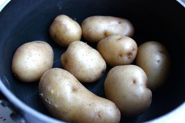 Simple Mashed Potatoes | Veggie Cravings | Pinterest