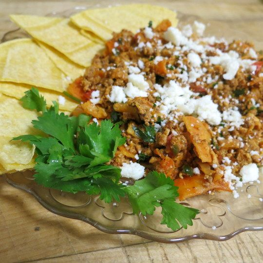 Tex-Mex Migas | Food | Pinterest