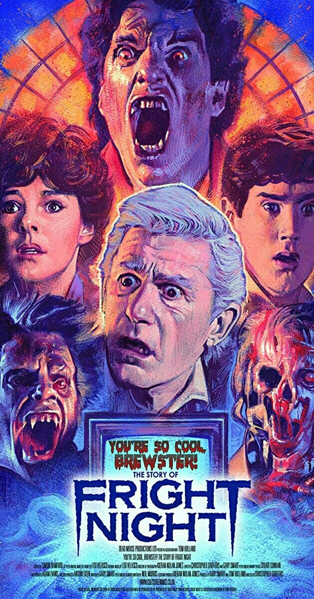 Fright night movie poster