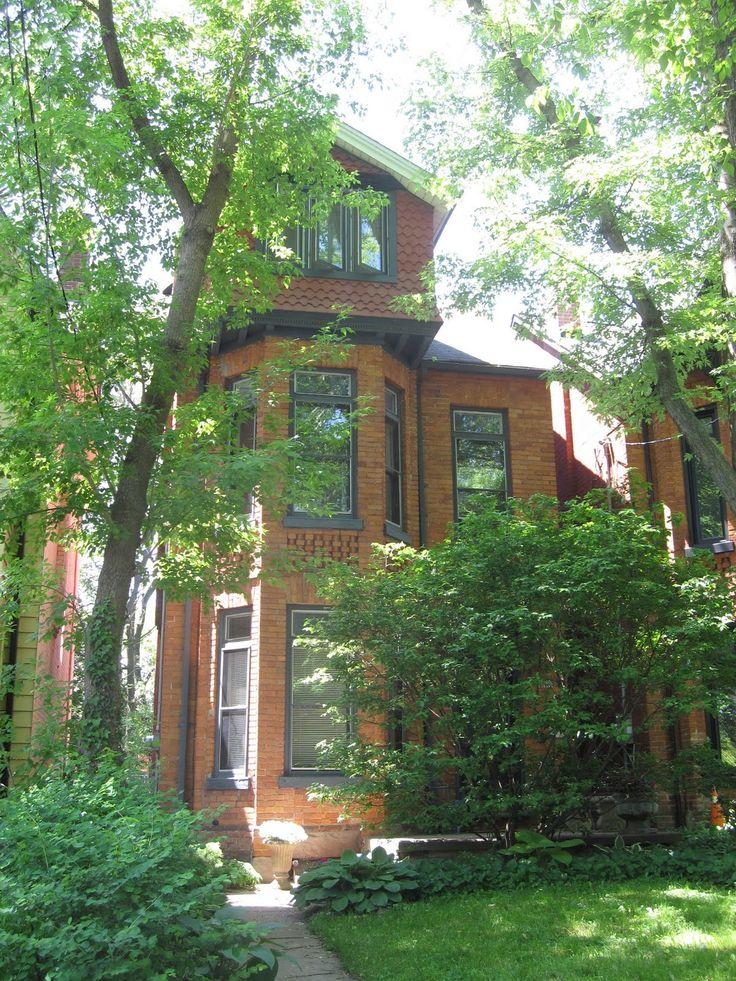 Exterior Trim Colors For Red Brick Cedar House Pinterest