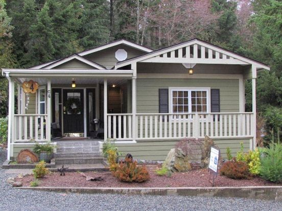 Awesome Mobile Home Remodel Cabins And RVs And Alternative Housing