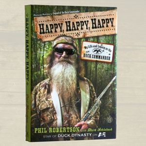 Duck Commander Store - NOV - HAPPY HAPPY HAPPY BOOK