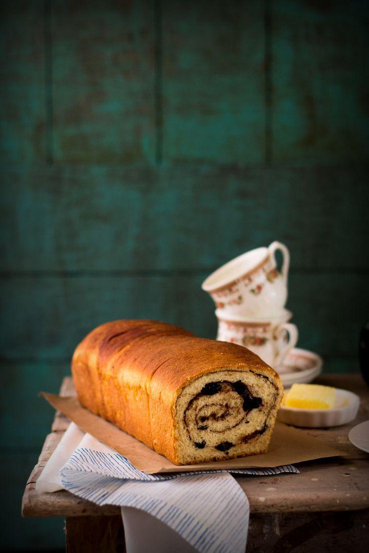 Raisin Cinnamon Swirl Bread | Breads, muffins, cereals | Pinterest