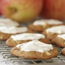 Glazed Apple Cookies | -Cookie Treats- | Pinterest