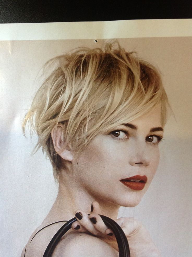Short Hairstyles Pinterest  Short Pixie Haircuts
