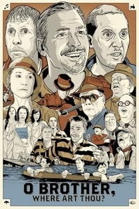 o brother where art thou poster  Brother, Where Art ...