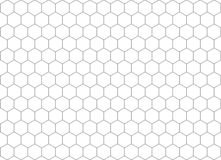 original 1 hexagon papers x 50 graph paper circle printable