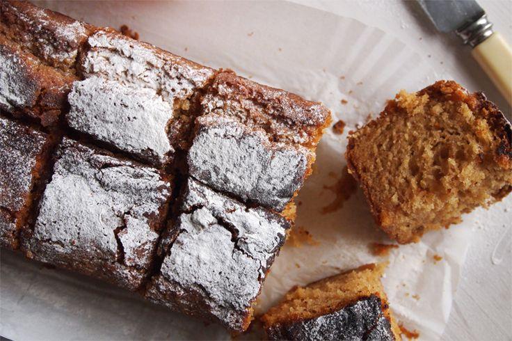 ... Marmalade and Ginger Cake (Gluten Free, Vegan, Dairy Free, Egg Free