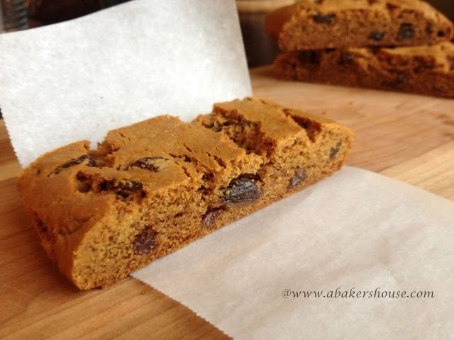 Hermit Bars | CHOW || Irresistible Cookies | Pinterest