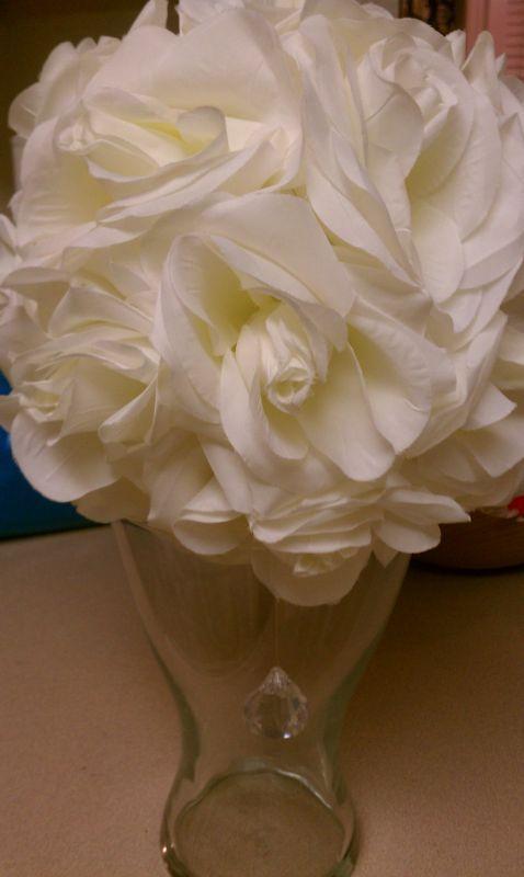 Diy Wedding Flowers Weddingbee : Pin by rebecca clause on wedding