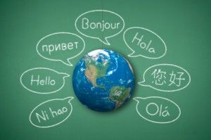 Foreign Language essay--title?