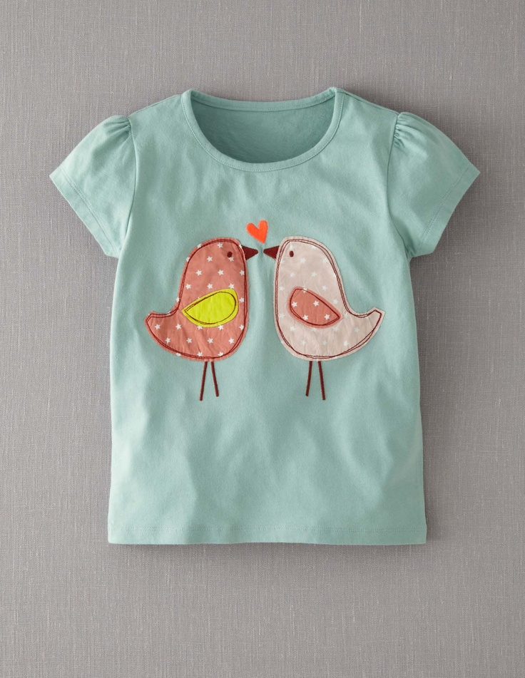 Patchwork Appliqu T Shirt Kidlets Pinterest