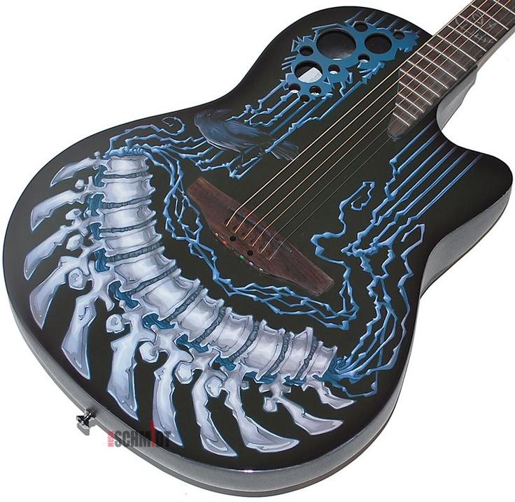 #guitar Ovation DJA 34 CB