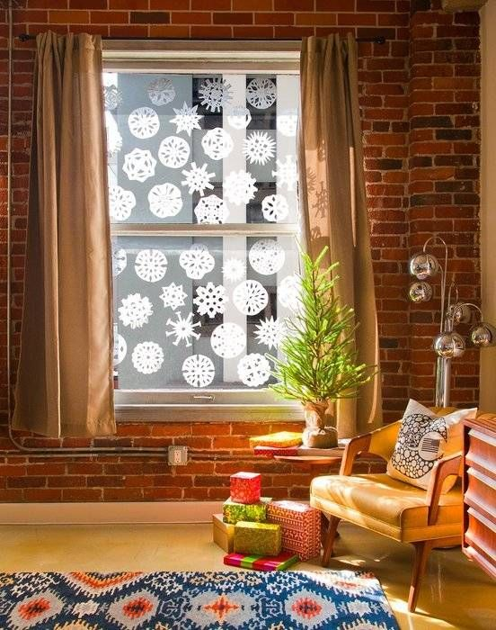 DIY Coffee Filter Snowflakes | Whimseybox