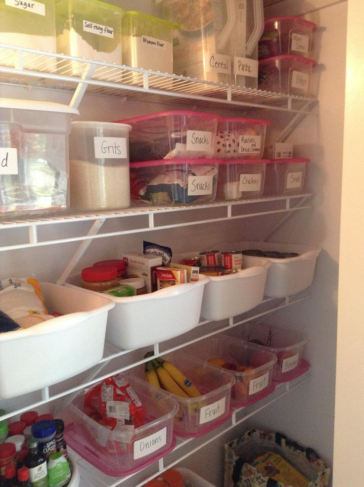 Pantry organization on a budget tips and tricks - Small kitchen storage ideas on a budget ...