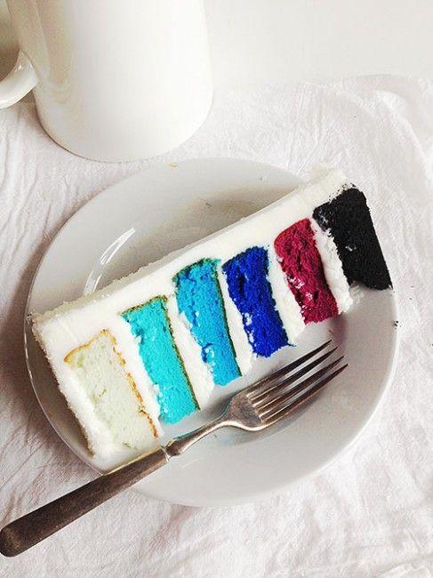 freeze cake layers