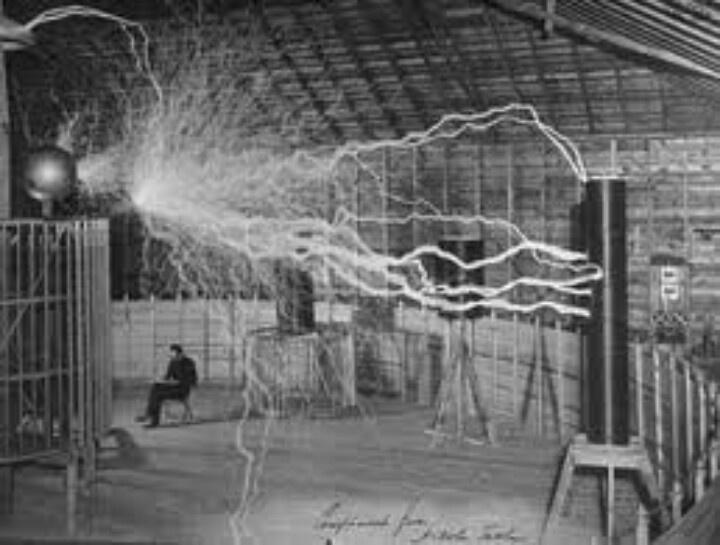 Coil Workshop Nikola Tesla Pinterest