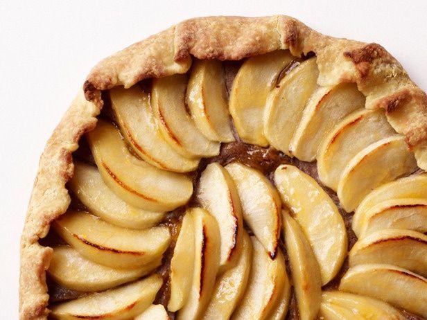 Repinned: Apple-Walnut Galette #ThanksgivingFeast #CookWithKohls