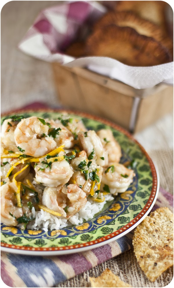 Shrimp with Orange and Tequila | Favorite Recipes | Pinterest