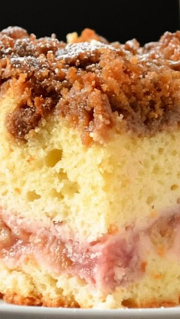 sour cream coffee cake brown butter ginger and sour cream coffee cake ...