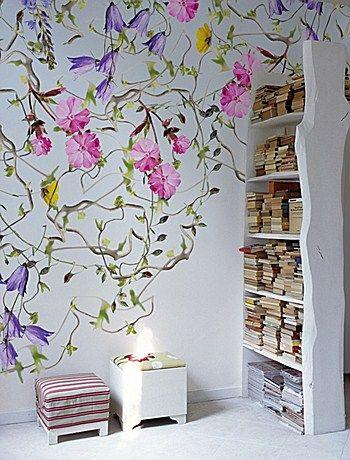 whimsical wallpaper fabrics wallcoverings pinterest