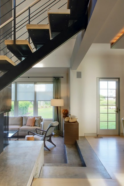 Sunken Living Room New House Ideas Pinterest