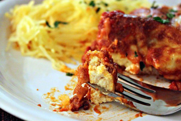 Tofu Parmesan | Food and Drink | Pinterest