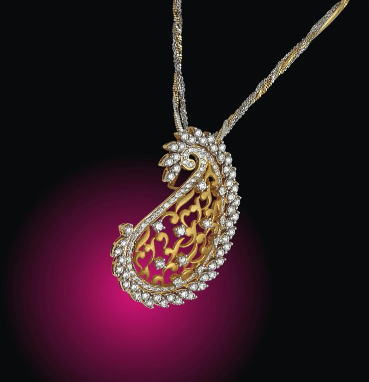 beautiful diamond pendant designer pendant sets pinterest