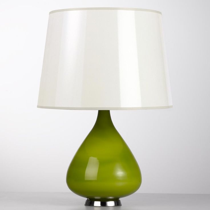 jonathan adler colored glass teardrop table lamp. Black Bedroom Furniture Sets. Home Design Ideas