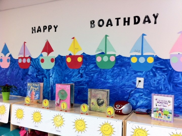 Classroom Birthday Wall Ideas Pictures To Pin On Pinterest