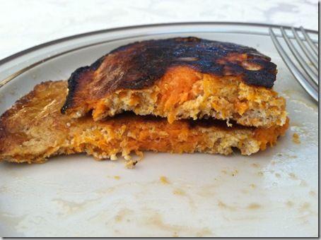 "Two ingredient sweet potato ""pancakes"" | Gluten Free food for me ..."