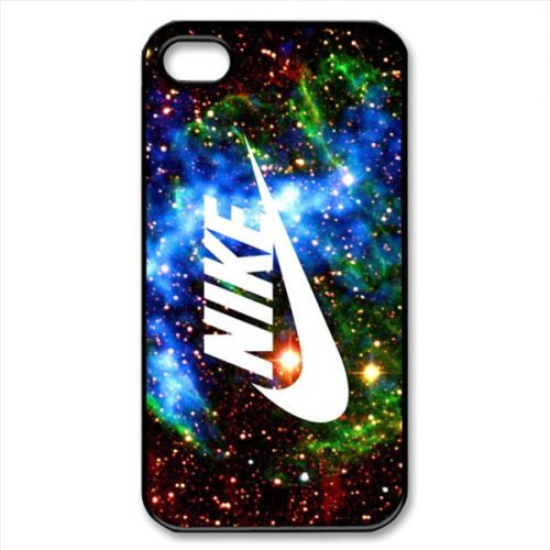 Case Design nike cell phone cases : New Nike Galaxy - Black iPhone 4/4S, 5/5S or Samsung Glaxy S3, S4 Case
